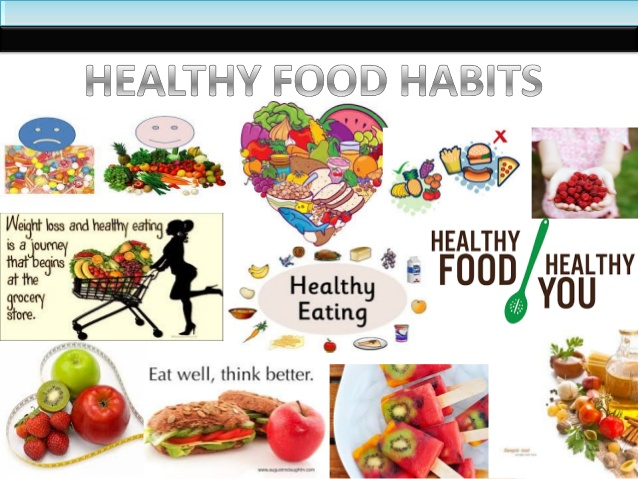 Developing Healthy Food Habits
