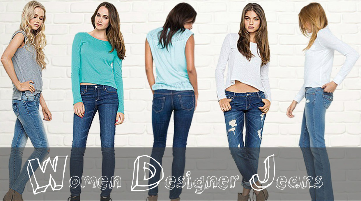 Why Do American Women Love Designer Jeans?