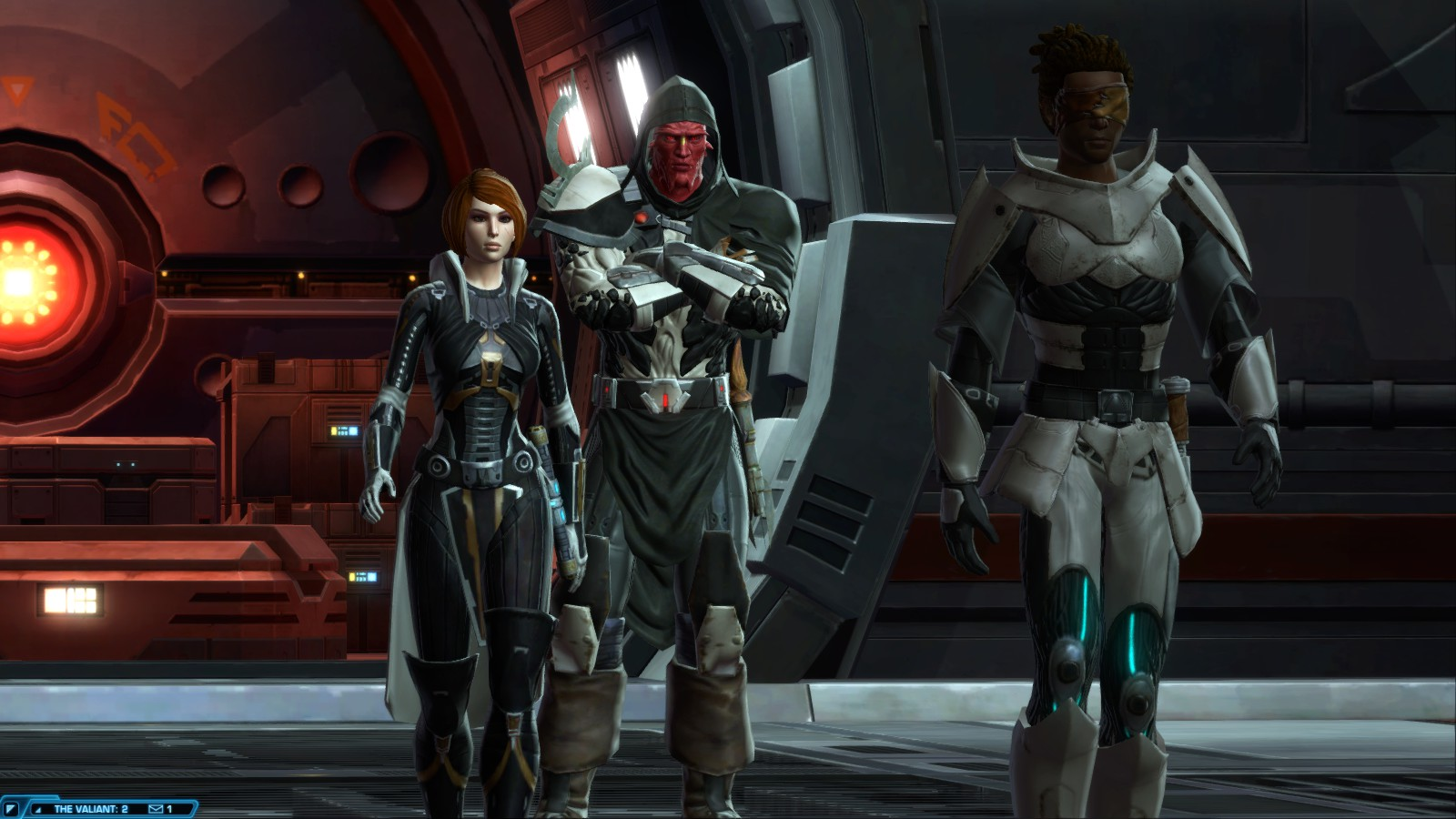 Why most of the people wishing to play a swtor game?